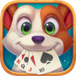 Solitaire Pets Adventure – Free Classic Card Game APK (MOD, Unlimited Money) 2.7.445