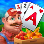 Solitaire Tripeaks: Farm Adventure APK (MOD, Unlimited Money) 1.964.0