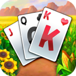 Solitaire Tripeaks: Farm and Family APK (MOD, Unlimited Money) 0.3.8