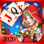 Solitaire – Wonderland Adventure – Tripeaks APK (MOD, Unlimited Money) 2.0.4