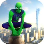 Spider Rope Hero – Gangster Crime City APK (MOD, Unlimited Money) 1.0.20