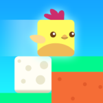 Stacky Bird: Hyper Casual Flying Birdie Game APK (MOD, Unlimited Money) 1.0.1.29