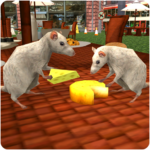 Stray Mouse Family Simulator: City Mice Survival APK (MOD, Unlimited Money) 1.5