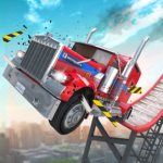 Stunt Truck Jumping APK (MOD, Unlimited Money) 1.7.1