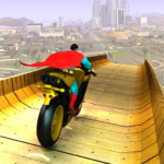 Super Hero Bike Mega Ramp APK (MOD, Unlimited Money) 4.2
