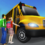 Super High School Bus Driving Simulator 3D – 2020 APK (MOD, Unlimited 2.7