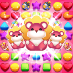 Sweet Cookie World : Match 3 Puzzle APK (MOD, Unlimited Money) 1.1.0