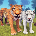 Tiger Family Simulator: Angry Tiger Games APK (MOD, Unlimited Money) 1.0