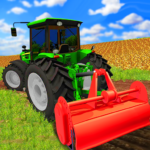 Tractor Farming Driver : Village Simulator 2019 APK (MOD, Unlimited Money) 1.8.1