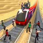 Train shooting – Zombie War APK (MOD, Unlimited Money)