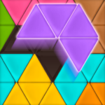 Triangle Tangram APK (MOD, Unlimited Money) 1.74