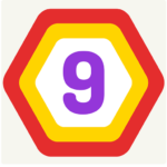 UP 9 – Hexa Puzzle! Merge Numbers to get 9 APK (MOD, Unlimited Money) 2.6.0