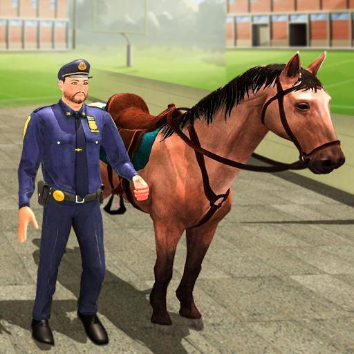 US Police Horse Criminal Chase APK (MOD, Unlimited Money) 1.1