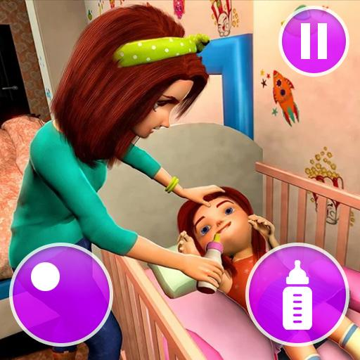 Virtual Mother Game: Family Mom Simulator APK (MOD, Unlimited Money) 1.24