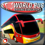 World Bus Driving Simulator APK (MOD, Unlimited Money) 1.18