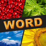 4 Pics 1 Word Cookie APK (MOD, Unlimited Money)1.29