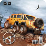 8×8 Offroad Mud Truck Spin Tires: Trucker Games 1.8 APK (MOD, Unlimited Money) 1.9