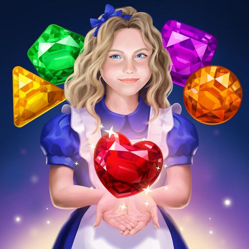Alice in Puzzleland APK (MOD, Unlimited Money) 2.4.7