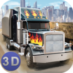 American Truck Driving 3D APK (MOD, Unlimited Money) 1.08