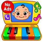 Baby Games – Piano, Baby Phone, First Words APK (MOD, Unlimited Money) 1.2.4