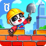 Baby Panda's Earthquake-resistant Building APK (MOD, Unlimited Money) 8.47.00.00