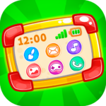 Babyphone & tablet – baby learning games, drawing APK (MOD, Unlimited Money) 2.0.26