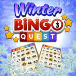 Bingo Quest Winter Wonderland Garden APK (MOD, Unlimited Money) 1.51