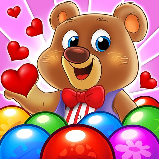Bubble Friends Bubble Shooter Pop APK (MOD, Unlimited Money) 1.4.6