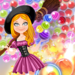 Bubble Shooter Magic – Witch Bubble Games APK (MOD, Unlimited Money) 4.6