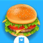 Burger Deluxe – Cooking Games APK (MOD, Unlimited Money) 1.33