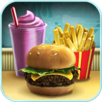 Burger Shop – Free Cooking Game APK (MOD, Unlimited Money) 1.6