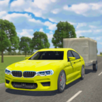 Car Driving Sim : Trailer Transport APK (MOD, Unlimited Money) 1.3