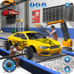 Car Maker Factory Mechanic Sport Car Builder Games APK (MOD, Unlimited Money)1.14