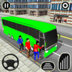 City Passenger Coach Bus Simulator: Bus Driving 3D APK (MOD, Unlimited Money) 8.1.0