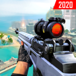 City Sniper Gun Shooter : Sniper Shooting Games APK (MOD, Unlimited Money) 3.8