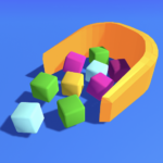 Collect Cubes APK (MOD, Unlimited Money) 1.2.4