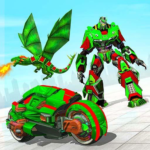 Deadly Flying Dragon Attack : Robot Games APK (MOD, Unlimited Money) 2.2