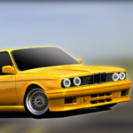 E30 Old Car Parking Simulation – Multiplayer APK (MOD, Unlimited Money) 2.91