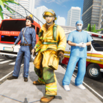 Emergency Rescue Service- Police, Firefighter, Ems APK (MOD, Unlimited Money) 1.2