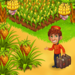 Farm Paradise: Fun farm trade game at lost island APK (MOD, Unlimited Money) 1.78