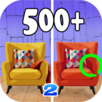 Find The Differences 500 Photos 2 APK (MOD, Unlimited Money) 1.0.8