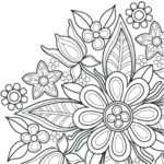 Flowers Mandala coloring book APK (MOD, Unlimited Money) 7.2.6