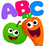 Funny Food ABC games for toddlers and babies APK (MOD, Unlimited Money) 1.8.1.10