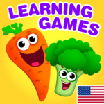 Funny Food educational games for kids toddlers APK (MOD, Unlimited Money) 2.1.0.14