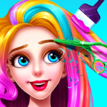 💇💇Girls Hair Salon APK (MOD, Unlimited Money) 3.0.5038