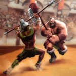 Gladiator Heroes Clash: Fighting and strategy game APK (MOD, Unlimited Money) 3.4.3