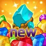 Jewels fantasy:  Easy and funny puzzle game APK (MOD, Unlimited Money) 1.6.0
