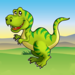 Kids Dino Adventure Game – Free Game for Children APK (MOD, Unlimited Money)  27.5