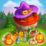 Magic City: fairy farm and fairytale country APK (MOD, Unlimited Money) 1.55