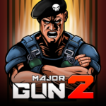 Major GUN : War on Terror – offline shooter game APK (MOD, Unlimited Money) 4.1.6